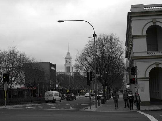 Albury NSW, Dean Street