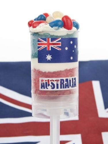 Australia Day Cake Pop Ups, Australia Day Food-10