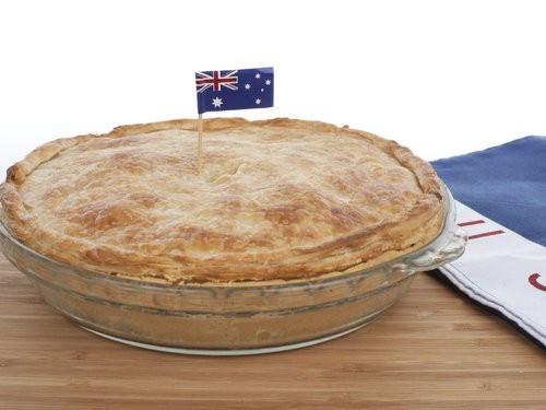 Australia Day recipes, Kangaroo Pie, riberry cooking, australian native food-12