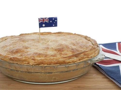 Australia Day recipes, Kangaroo Pie, riberry cooking, australian native food-2