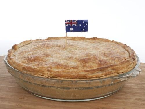 Australia Day recipes, Kangaroo Pie, riberry cooking, australian native food-3