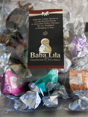 Baba Lila Handmade Chocolates