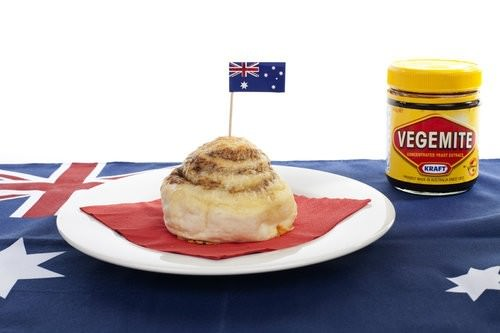 Bakers Delight Australia Day, Cheesymite scroll, vegemite australia day foods-4