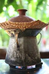 Balinese Rice Steamer