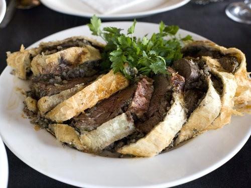 Beef Wellington Wagyu
