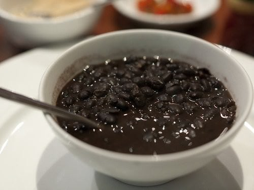 Brazilian Black Bean dish