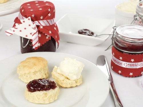 CRS Bake a Difference Rapberry Jam