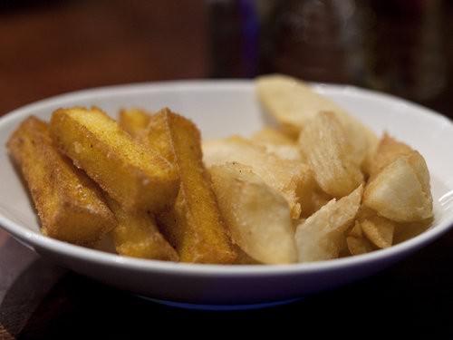 Casava Chips