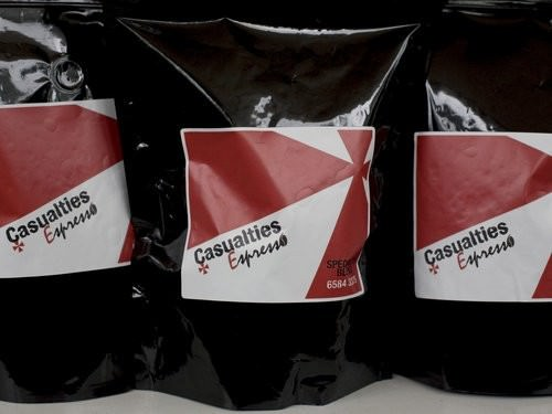 Casualty Expresso Blend Coffee