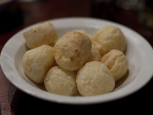 Cheese Bread Puffs Brazilian