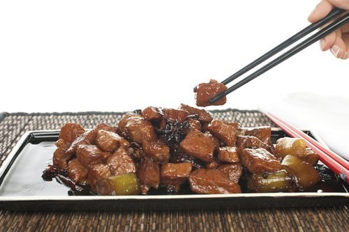 Chinese Braised Pork Belly-3