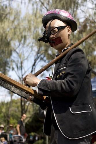 Clown Loto Buskers Festival