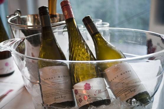Coffs Harbour wine Appreciation Rotary Club, Grant Burge