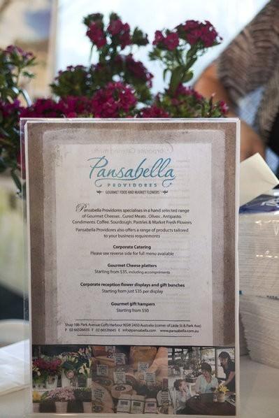 Coffs Harbour wine Appreciation Rotary Club, Pansabella
