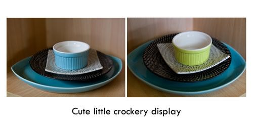 Crocery set