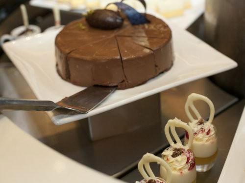 Dessert Bar, citrique, Marriot Surfers Paradise-2