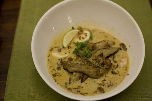 Duck & Seafood Laksa