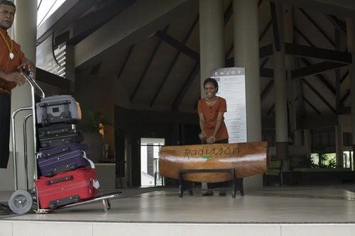 Fiji Radisson Greeting
