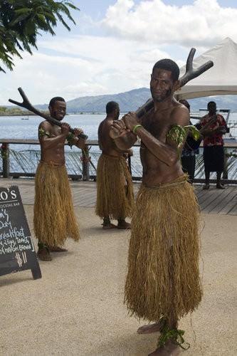 Fijian Dancers-2