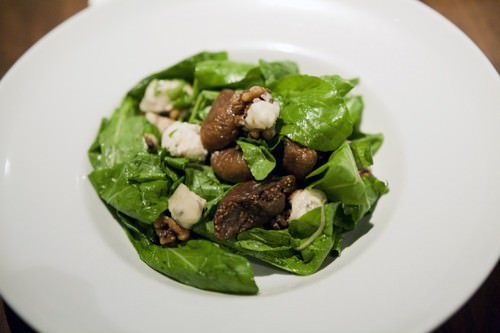 Gorgonzola & Fig Salad