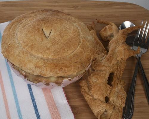 Guinness Pie, Waygu & Guinness Pie, Pot Pie-3