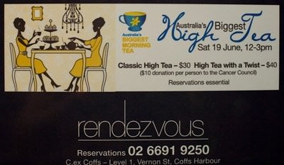 High Tea - Rendezvous Restaurant-7