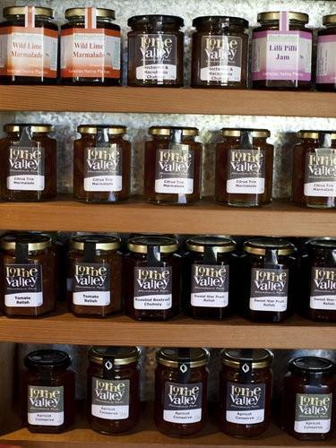 Lorne Macadamia Nut Farm produce