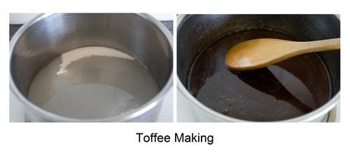 Making toffee-2