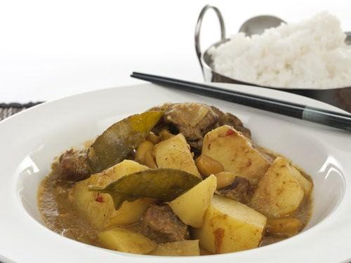 Massman Curry paste recipe