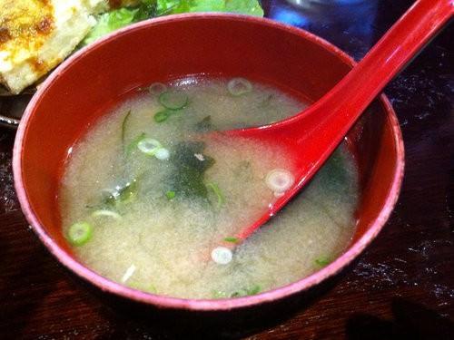 Miso Soup Ramen Kan