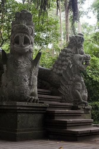 Monkey Forest Ubud, Bali-8