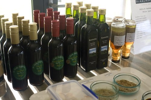 Mudgee Olive oil and condiments