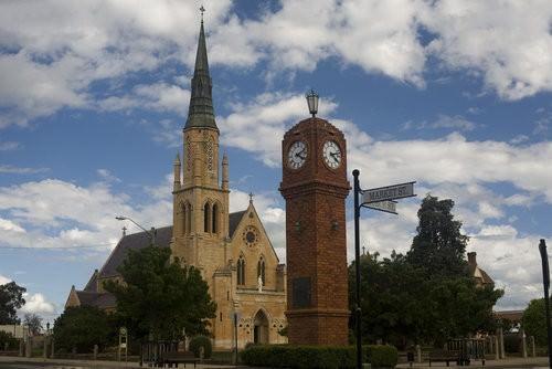 Mudgee Town Clock