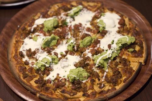 Nachos Gourmet Pizza