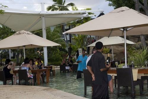 Over water Restaurant