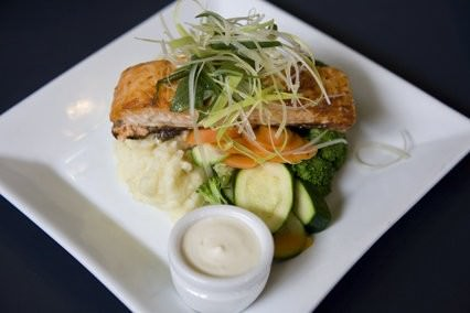 Pan Fried Tasmanian Salmon