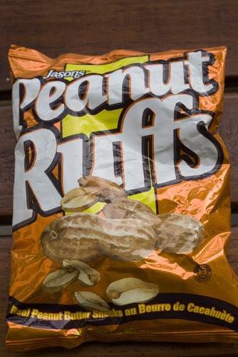 Peanut Ruffs
