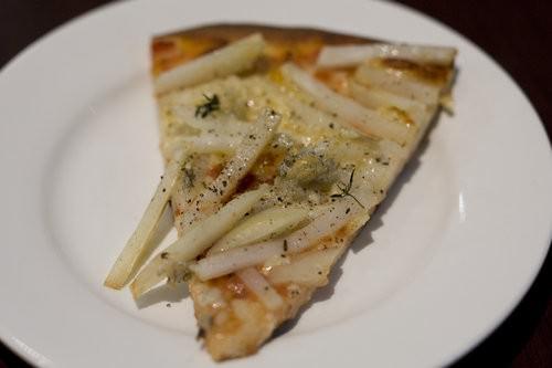 Potato & Blue cheese Pizza
