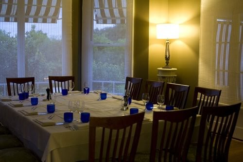 Private dining at Killcare
