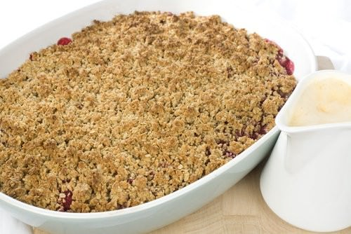 Raspberry Crumble-3