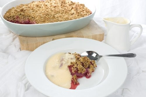 Raspberry Crumble-4
