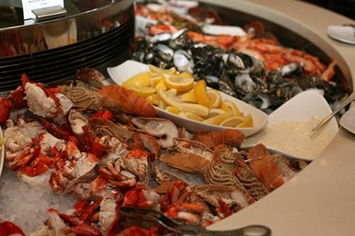 Seafood Buffet, Citrique Surfers paradise-2