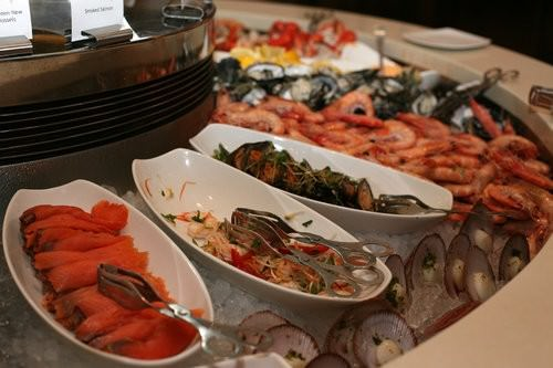 Seafood Buffet, Citrique Surfers paradise
