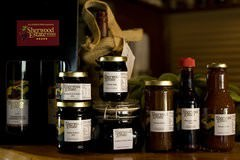 Sherwood Estate Condiment range