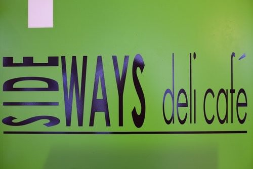 Sideways deli cafe dulwich hill