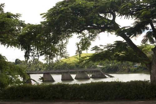 Sigatoka Bridge Fiji