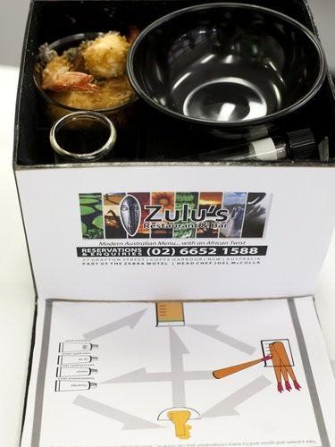 Signature Dish Finalist 2011-3