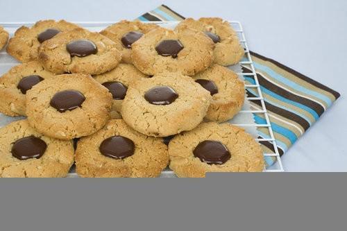 Snickers Cookies Gluten Free