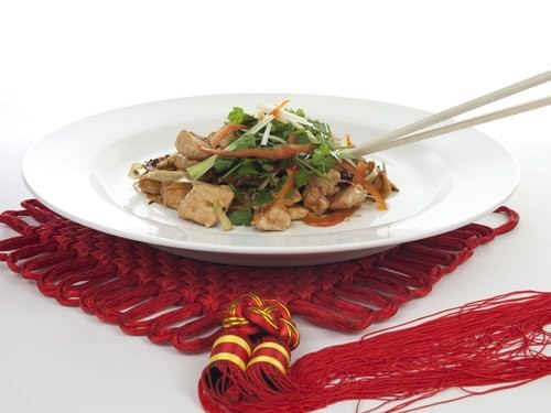 Spicy Sichuan Chicken Recipe, international incident party