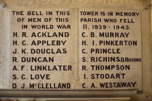 St Andrews Church Tamworth